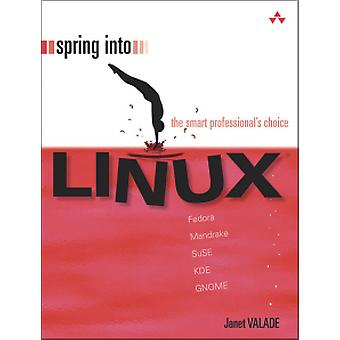 الربيع في لينكس من قبل جانيت فالادي -- 9780131853546 كتاب