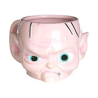 Lord of the Rings, 3D Mug - Gollum