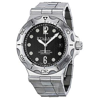 Bvlgari Diagono Professional Acqua Men's Watch DP42BSSDSD