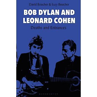 Bob Dylan e Leonard Cohen por Boucher & Professor David Cardiff University & UKBoucher & Lucy Independent Scholar & UK