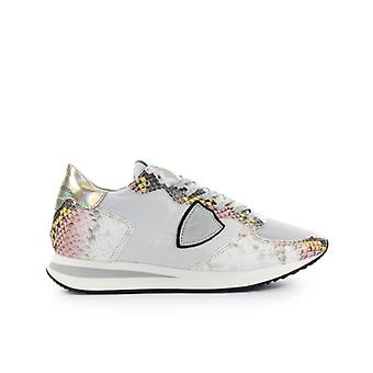 Philippe Model Trpx Animalier White Pink Sneaker