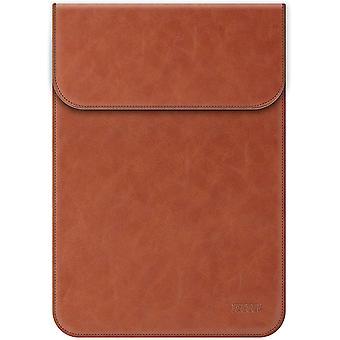 HanFei 13-13.3 Zoll Laptop Hlle Kunstleder, Laptop Schutzhlle Case Tasche Sleeve fr MacBook Air 13