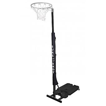 Sure Shot Netball Easiplay Netball Unit With Padding