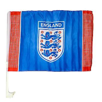 Angleterre FA officiels géant trois Lions Football Crest voiture drapeau