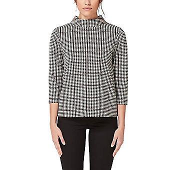 s.Oliver BLACK LABEL 01.899.39.5528 T-Shirt, White (Warm White 02r3), 52 (Size Manufacturer: 46) Woman