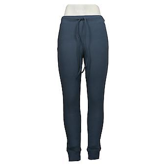 Koolaburra by UGG Leggings Soft Brushed Ribbed Blue