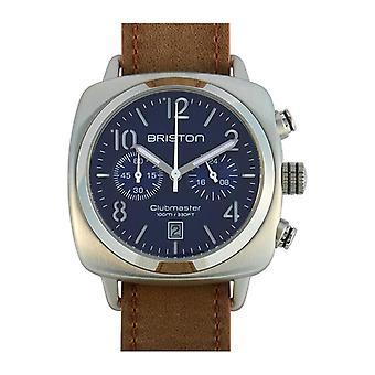 Briston horloge 16140sc15lvbr