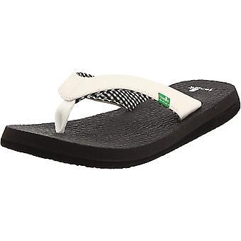 Sanuk Womens Yoga Mat Sandal/Flip Flops/Slipper Footwear
