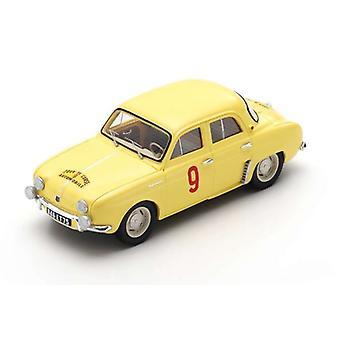 Renault Dauphine Johnny Herbert (Winner Tour de Corse 1956) Diecast Model