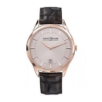 Men's Watch 8660688LGIR - Brown Leather