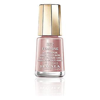 Nail polish Nail Color Mavala 367-femenine (5 ml)