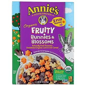Annie's Homegrown Cereal Fruity Org, Case of 10 X 10 Oz