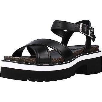 Liu-jo Sandals Pink Summer 5 Couleur Noir