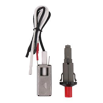 2 x BBQ Push Button Grill Igniter 7510 Replacement for Weber Grill