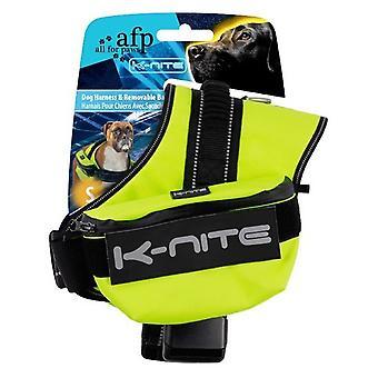 AFP K-Nite Fluorescerend Harnas (Honden , Halsbanden en Riemen , Tuigjes)