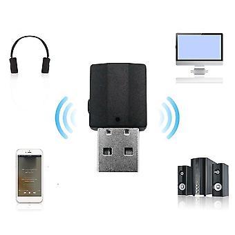 Bluetooth 5.0 Audio Récepteur Émetteur Adaptateur sans fil pour TV PC Car