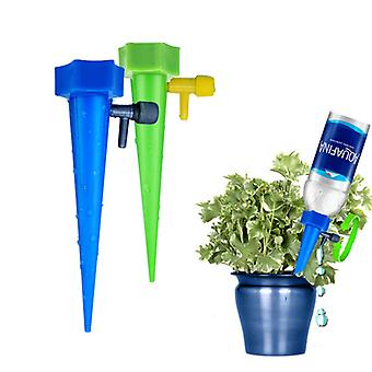 24pcs Self Watering Dripper Auto Plant Self Watering Irrigation Devices