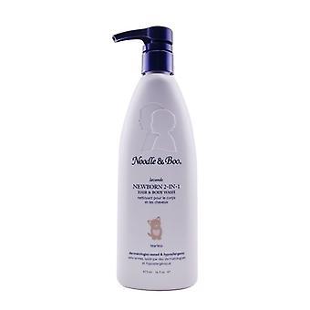 Noodle & Boo Newborn 2-in-1 Hair & Body Wash - Lavender 473ml/16oz