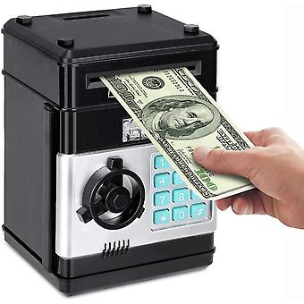 Piggy Bank, Electronic Atm Password Cash Coin Can Toy For Kids