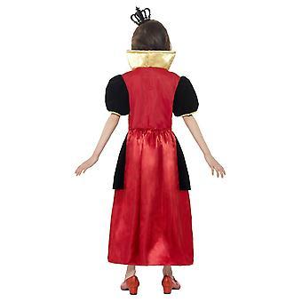 Miss Hearts Costume, Rosso (Piccolo)