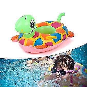 Puhallettava bouncer tarvikkeet vauvan oppimisen uimaistuin puhallettava pelastusliivi lelu vettä