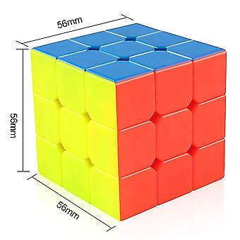 Mechanical puzzles cyclone 3x3x3 magic cube professional speed puzzles sm116966