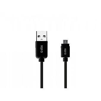 Cable Micro USB SBS LTHL200 USB 2.0 Micro USB A