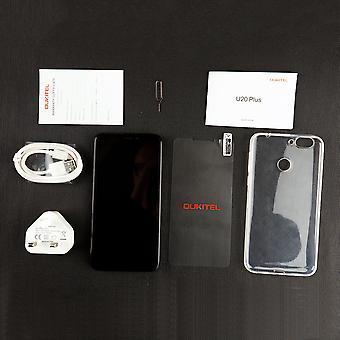 5.5 Cal Oukitel U20plus Octa Core Smartphone Telefon komórkowy Ram2g + rom16g