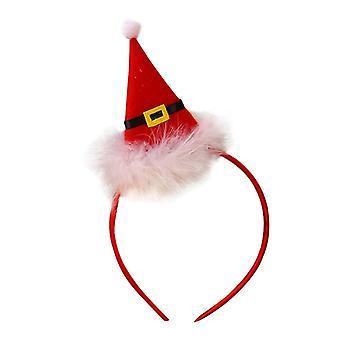 1pc Crăciun Headband Santa Tree Elk Antlers Hairhoop Kid Adulti Headwear Reni Elf Urechi Crăciun Petrecere Decoratiuni Prop