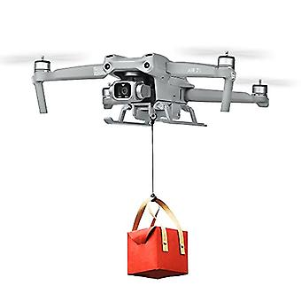 (2-in-1) Mavic Air 2/2s Landing Gear Extensions With Airdrop System For Dji Mavic Air 2/2s Accessories - Payload/delivery/transport Device/fishing Dro