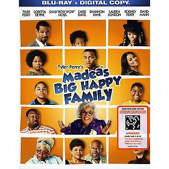 Madea's Big Happy Family [BLU-RAY] USA import