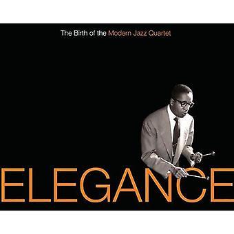 Elegance - Birth of the Modern Jazz Quartet [CD] USA import