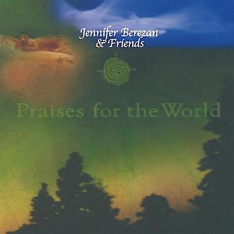 Jennifer Berezan - Praises for the World [CD] USA import