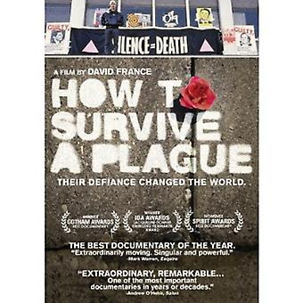 How to Survive a Plague [DVD] USA import