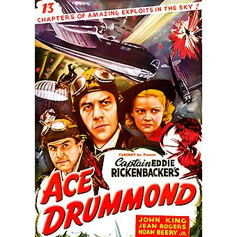 Importer des ACE USA Drummond [DVD]