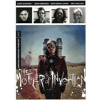 Mother of Invention [DVD] USA import