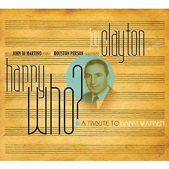 Jay Clayton - Harry Who? [CD] USA import