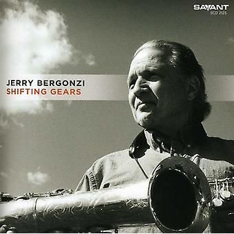Jerry Bergonzi - importation USA Shifting Gears [CD]
