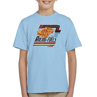 Haynes MG Midget Racing Fuels Kid's T-Shirt