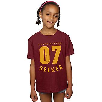 Harry Potter Girls Seeker 07 T-Shirt