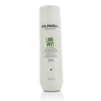 Goldwell Dual Senses lockigt twist Hydrating Shampoo (elasticitet för lockigt hår)-250ml/8.4 oz