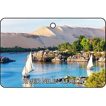 River Nile - Africa Car Air Freshener