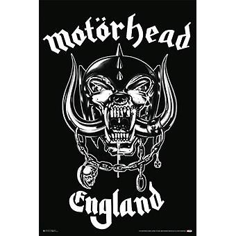 MOTORHEAD Made in England juliste Juliste Tulosta