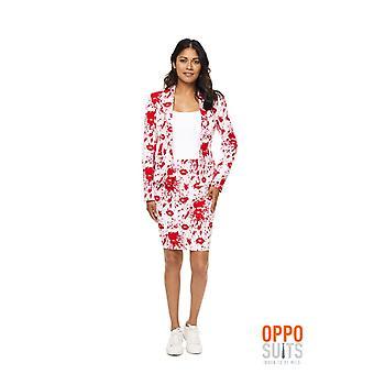 Bloody Mary Halloween ladies suit suit Opposuit premium 2-EU SIZES