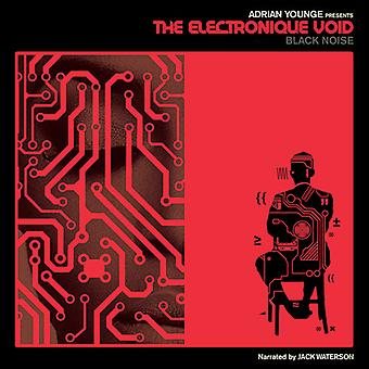 Adrian Younge - Electronique Void: Black Noise [CD] USA import
