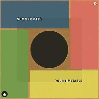Summer Cats - Your Timetable [Vinyl] USA import