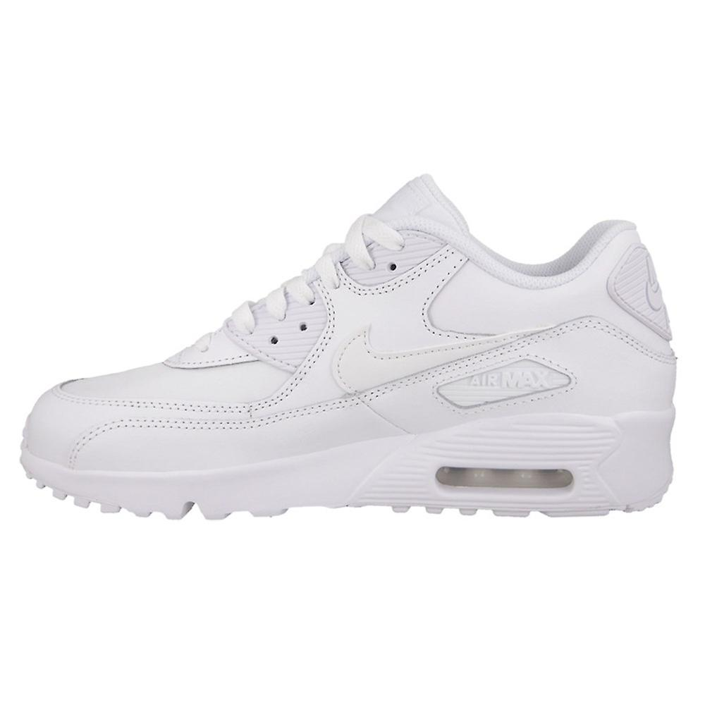 Nike Air Max 90 Leather GS 833412100 universal all year kids shoes