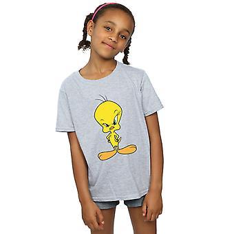 Looney Tunes Girls Angry Tweety T-Shirt