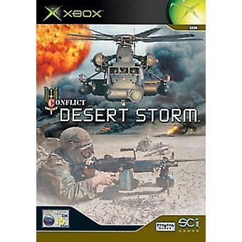 Konflikt ørken Storm (Xbox)-ny