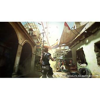 Resident Evil 5 (Xbox 360) - Comme nouveau